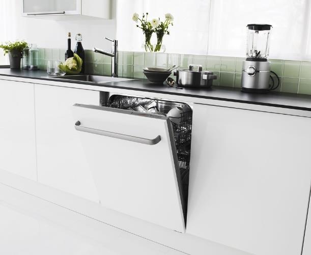 Встраиваемая посудомоечная машина Gefest